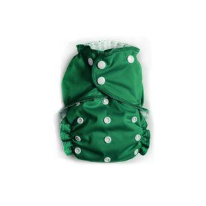 Easy Peasies All in One Cloth Diapers - 2 pack